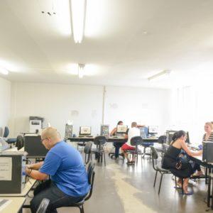 Sine de Vitória: empresas podem usar espaço para seleção dos candidatos